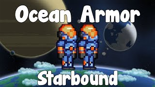 Ocean Armor , Hylotl Tier 7 Racial Armor - Starbound Guide - Gullofdoom - Guide/Tutorial - BETA
