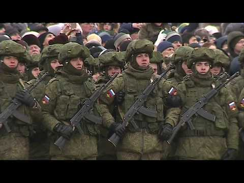 LIVE: Russia Celebrates 75th Anniversary of Battle of Stalingrad Victory