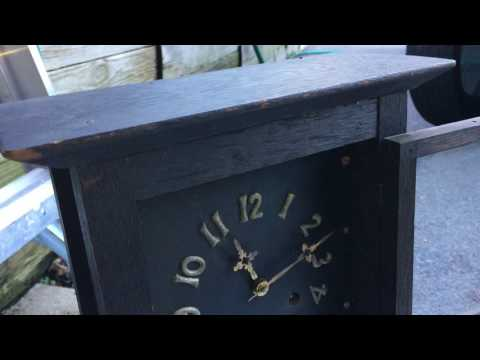 New Haven Antique Clock