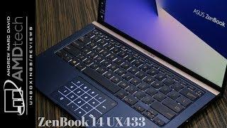 Asus ZenBook 14 UX433 Review:  A Great MacBook Air Alternative