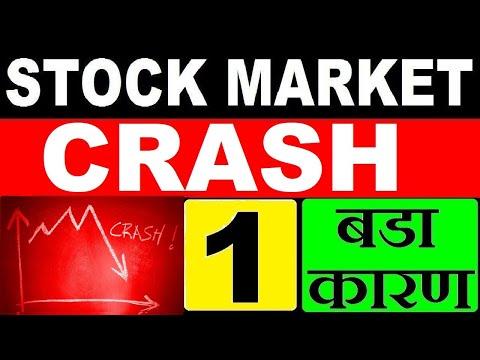 STOCK MARKET CRASH TODAY 🔴 NIFTY SENSEX CRASH TODAY 🔴 LATEST SHARE MARKET NEWS 🔴 LOCKDOWN NEWS SMKC