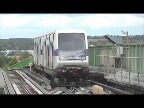 VAL208 NG : Sur la ligne A du métro de Toulouse