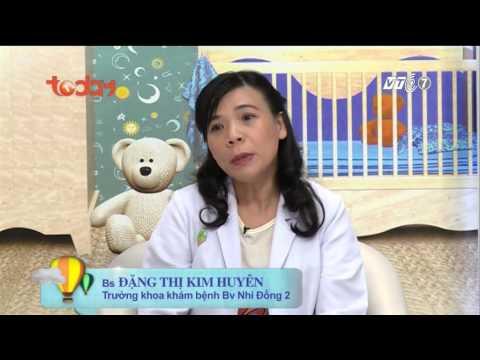 Làm mẹ tập 30 - P1 - Chăm sóc trẻ bị ốm tại nhà [Trò chuyện cùng chuyên gia]
