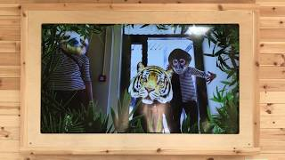 The Hide, Bristol Zoo - Mixed Reality Restaurant