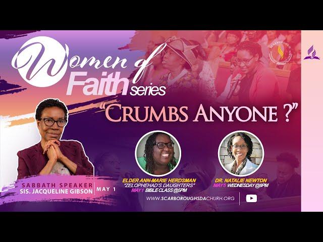 Women of Faith - Bible Class | Scarborough SDA Church