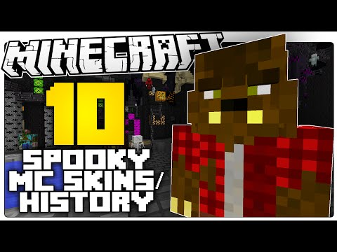The 10 SCARIEST Minecraft Skins & Facts About Them You Probably Didn't Know! (Minecraft Trivia)