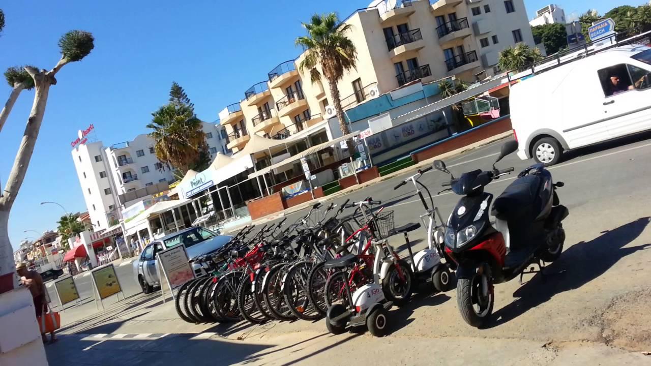 Кипр скутер права