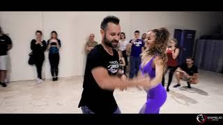 Madrid Esencia Festival 2018 / Salsa Workshop Sergio & Priscila