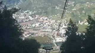 Seilbahn Kohlern-Bozen / Cablecar Colle-Bolzano