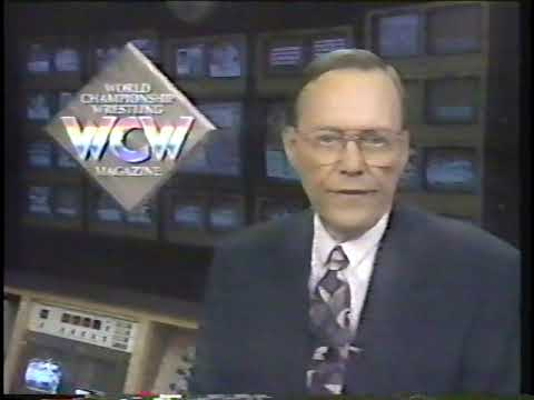 WCW Magazine - Gordon Solie [1993-10-02] - YouTube