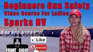 Beginners Gun Safety Video Course For Ladies-Ladies Handgun Sa…