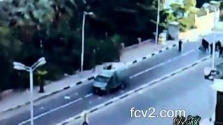 فيديو  مشهد تاريخى و من العيار الثقيل من الثورة .