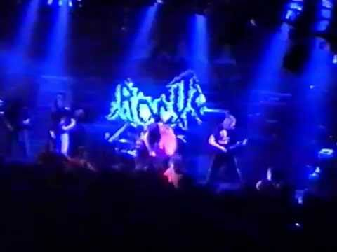 Atrocity - Kassel Germany 030291