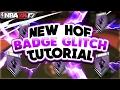NBA 2K17  NEW  All HOF Badges Glitch w  Grand Badge Gone Wrong