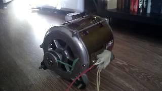 Схема реверса однофазного двигателя 220В(В этом ролике вы узнаете как сделать реверс двигателя., 2016-02-09T11:50:03.000Z)