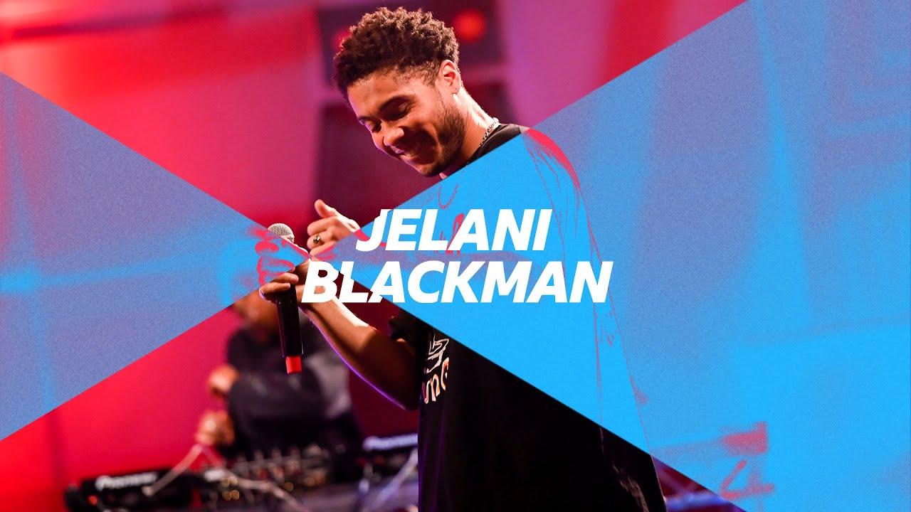 Jelani Blackman - Hello (Eurosonic Festival 2021)