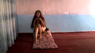Невестка из Оша,видео сообщение любовнику Узбечка