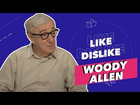 Woody Allen - Like & Dislike Selena Gomez, Timothée Chalamet, la NBA & une Machine à Écrire 💃🏻🏀