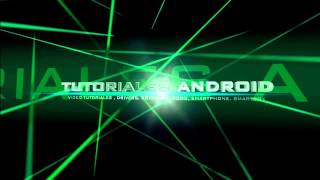 TUTORIALES ANDROID GRATIS PARA TABLETS