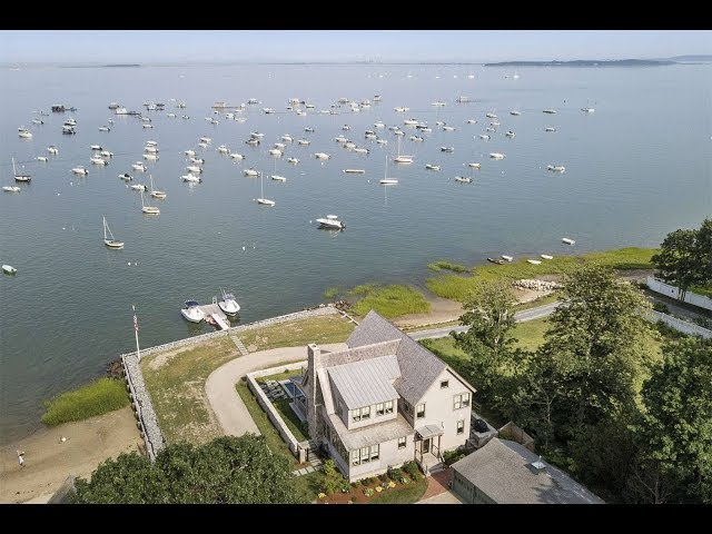 Exquisite Waterfront Home in Duxbury, Massachusetts | Sotheby's International Realty