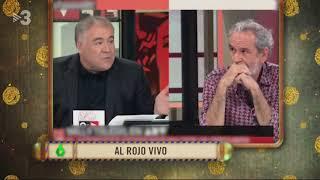 APM 04-07-2018 Willy Toledo y Ferreras en Al Rojo Vivo