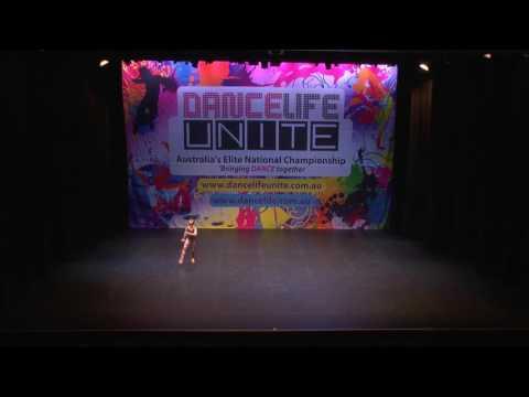 LILAH contemp  dance life unite 2016