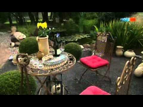 mdr garten diameno amphoren im zuschauergarten youtube. Black Bedroom Furniture Sets. Home Design Ideas