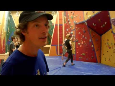 Spirit Rock Climbing Center Kimberley BC