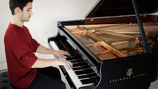 O Holy Night - Christmas Song | Piano Cover видео
