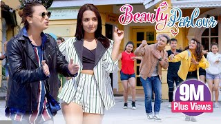 Priyanka Karki - Paul Shah Song | Beauty Parlour By Melina Rai, Dhurba Bisco