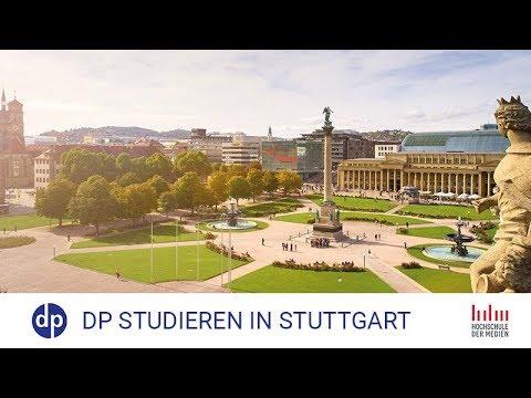 Digital Publishing studieren in Stuttgart