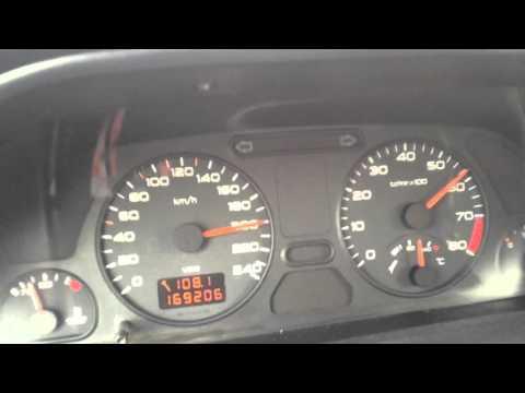 Peugeot 306 gti, acceleration