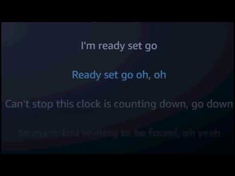 Ready Set Go Royal Tailor lyrics