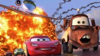Тачки.Cars. Герои фильма.Фильм для детей!