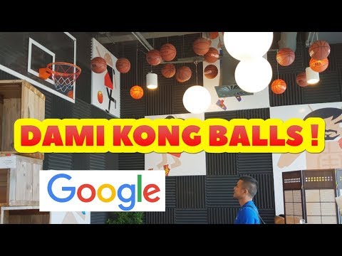 A bunch of Basketballs in Google !