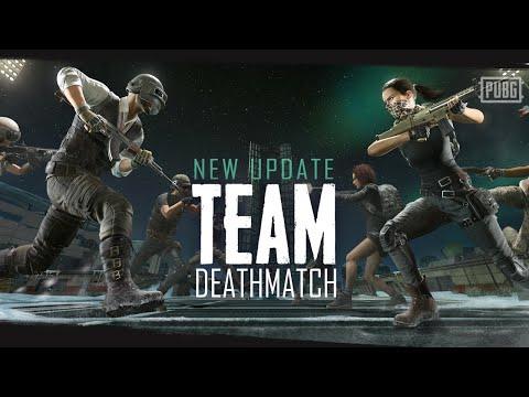New Update - Team Deathmatch | PUBG