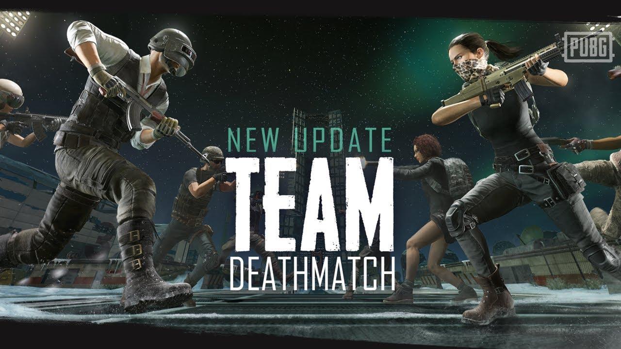 New Update - Team Deathmatch | PUBG thumbnail