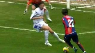 Danilo primo gol in Serie A