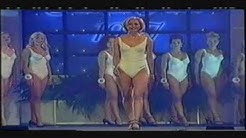 Suomen neito 1997, Finnish Model Competition, Swimsuit round 1997