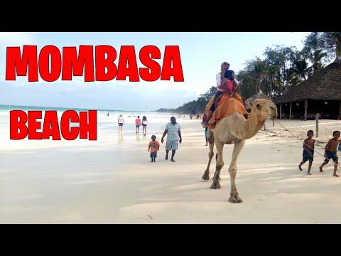 PIRATES BEACH VLOG!! | MOMBASA, KENYA