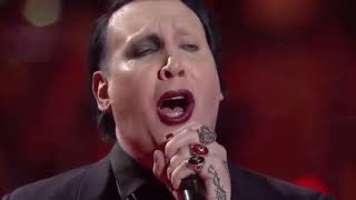 Скачать Sweet Dreams Marilyn Manson Acustico