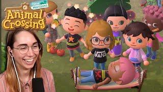 So many FRIENDS - Animal Crossing New Horizons [3]