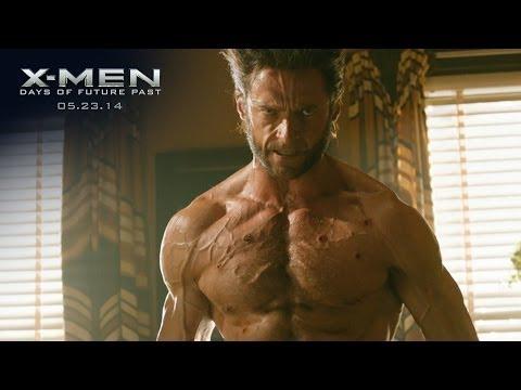 "X-Men: Days of Future Past | ""Wolverine"" Power Piece [HD] | 20th Century FOX"