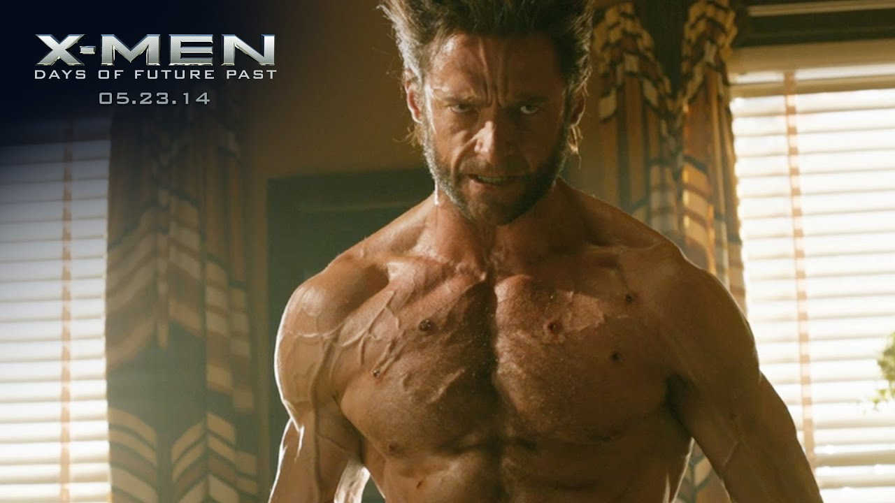 "x-men: days of future past | ""wolverine"" power piece [hd] | 20th"