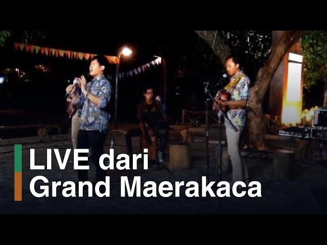 KeSEMaTUSTIK - Hijau Lebam   LIVE at Mangroove Jazz 2019   Grand Maerakaca, Semarang