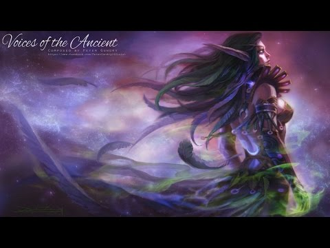 Celtic Forest Elf Music - Voices of the Ancient