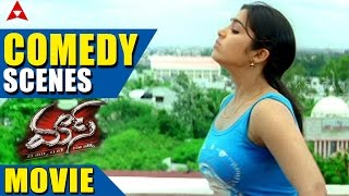 Mass Movie Comedy Scenes part - 1 -  Nagarjuna Akkineni, Jyothika, Charmme