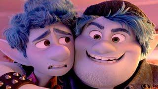 Onward - Is it Good or Nah? (Pixar Review)