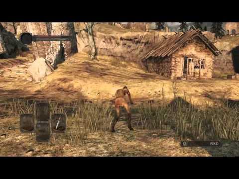 The Realisation of Sakarias - Episode 3: Sakarias's Beautification (A Dark Souls II Tale)