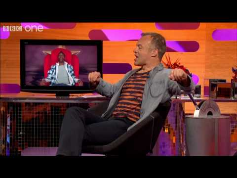 FABULOUS use of the word 'peruse' - Graham Norton Show preview - BBC One